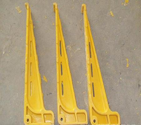 玻璃钢电缆隧道托臂支架 玻璃钢隧道固定支撑架