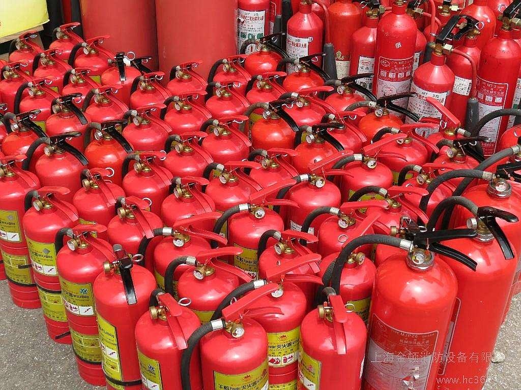 七氟丙烷灭火器--甘肃创赢智能消防设备_厂家批发_质优价廉