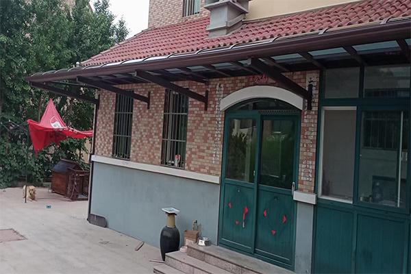 辽宁铝艺雨篷公司