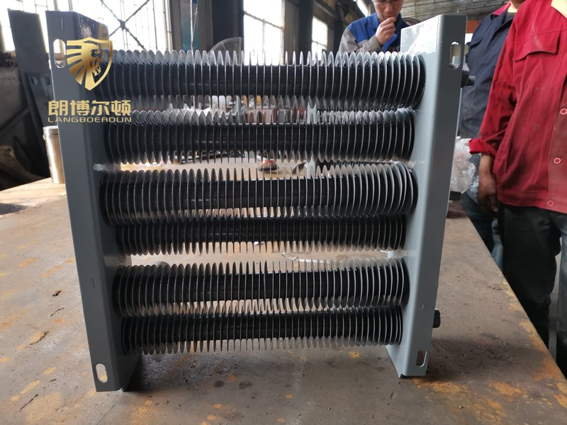朗博爾頓螺旋翅片管散熱器型號