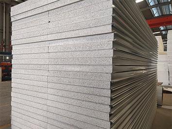 新乡硅岩净化板价格_信誉好的硅岩净化板提供商,当选郑州富华彩钢板业