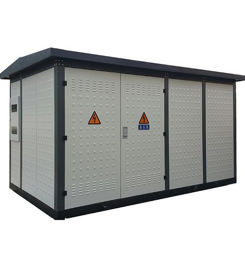 新疆智能箱式变电站哪家好-和田成套箱式变电站批发