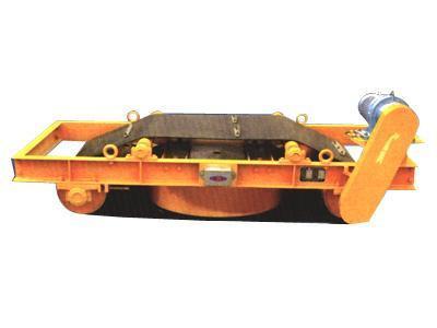 威海电磁自卸除铁器设计