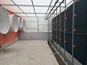 江蘇溫室除臭設備供應商