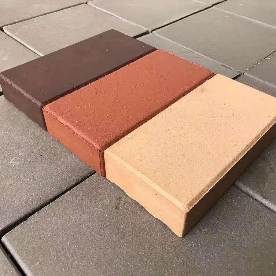 青海陶土透水砖报价