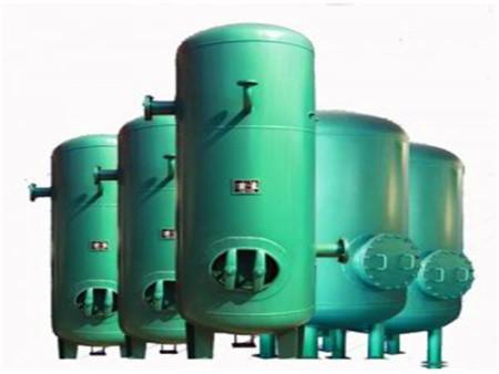 斯特兰压缩机公司提供各种空压机储气罐