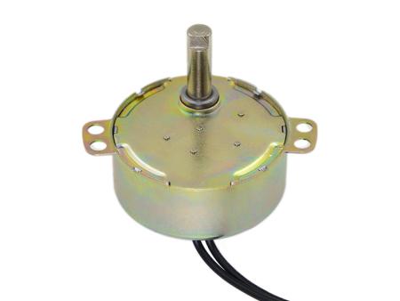 爪极式永磁同步电机