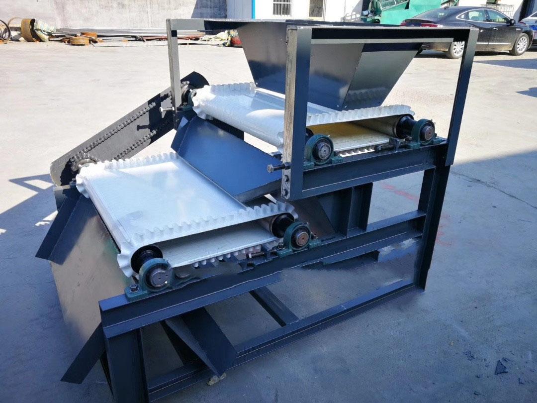 江蘇干式高強磁輥磁選機制造