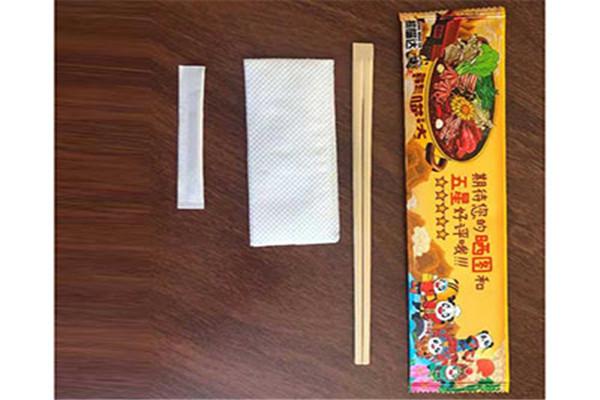 牟平外卖筷子四件套供应