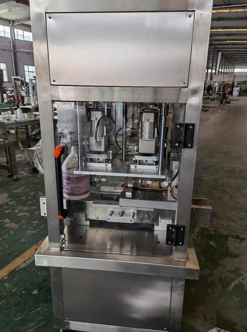 安徽洗衣液灌装机加工-供应山东质量好的洗衣液灌装机