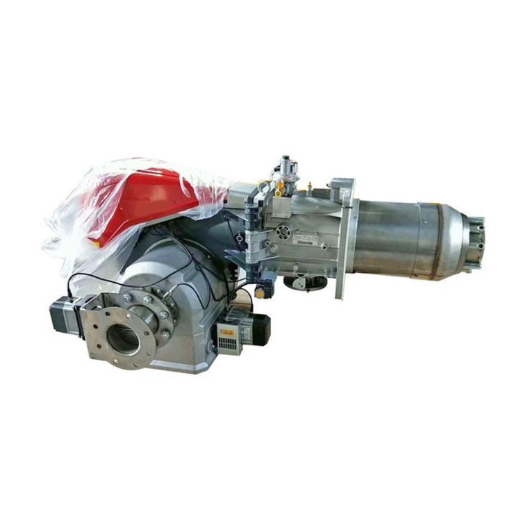 低氮燃烧机的原理