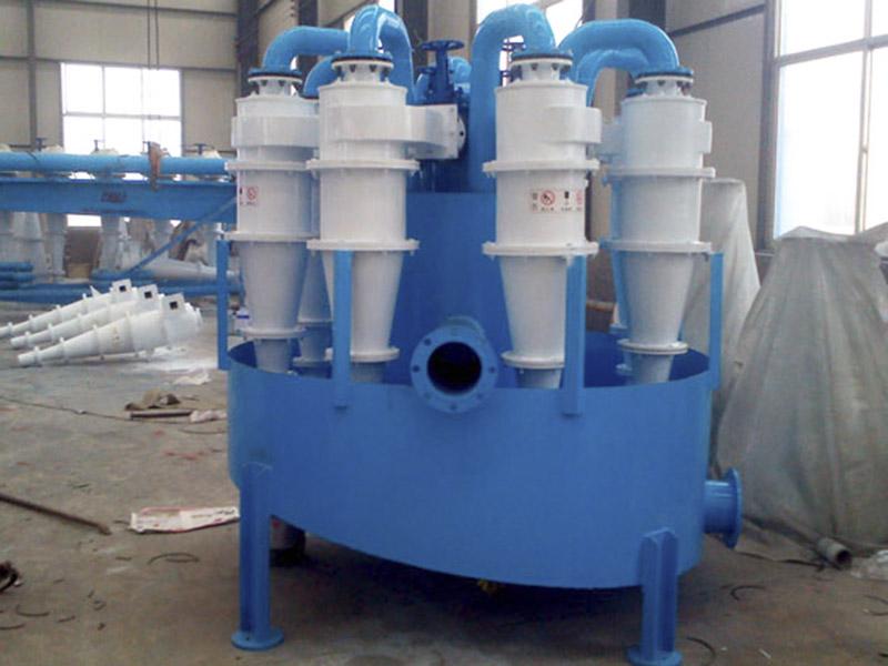 太原聚氨酯水力旋流器生產