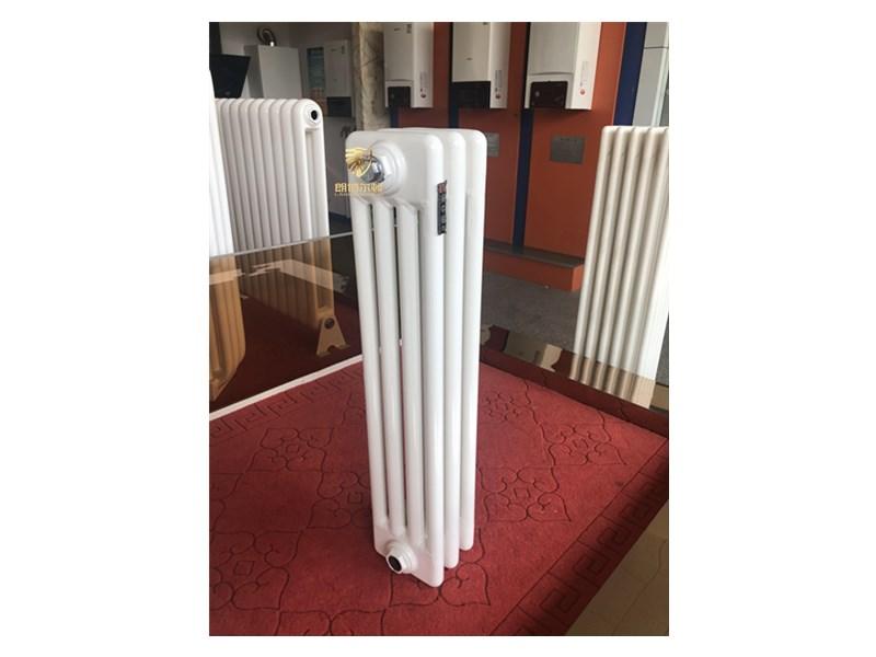钢制圆管四柱型采暖器-低碳钢管散热器-低碳钢管采暖器