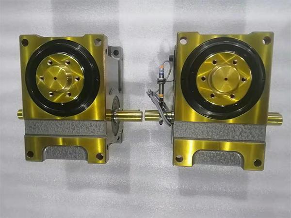 法兰型凸轮分割器