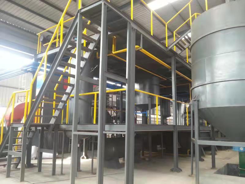 青岛油泥炼油裂解设备-玉林油泥炼油裂解设备