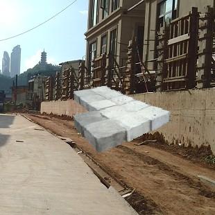 布吉装修门套实心砖稳固预制块深圳门窗压顶砖水泥梁定做厂家