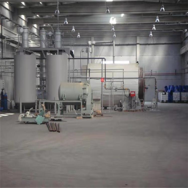 油泥处理设备-滨州废轮胎炼油设备-潍坊废塑料炼油设备
