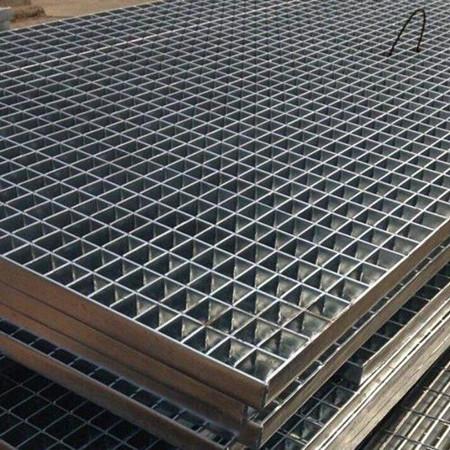 热镀锌排水沟盖板钢制楼梯踏板废水沟盖板电缆沟盖板