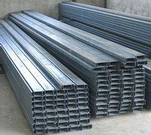 白銀Z型鋼廠家,Z型鋼型號