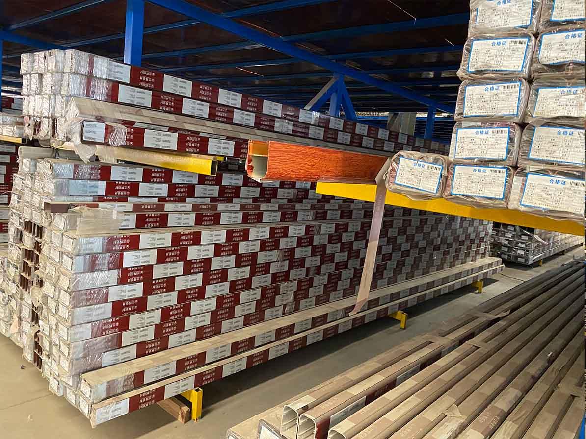 庆阳108断桥铝型材生产厂家
