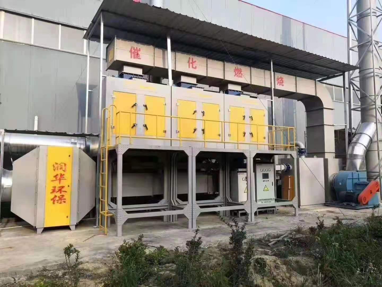 寧夏催化燃燒設備-質量良好的,寧夏潤華環保設備傾力推薦 寧夏催化燃燒設備
