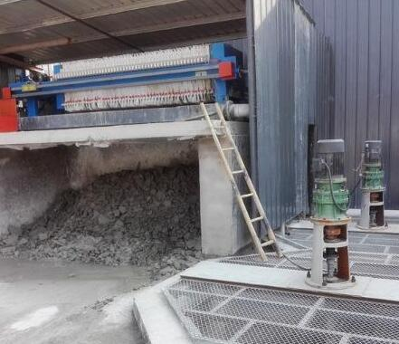 日照高压带式压滤机生产厂家