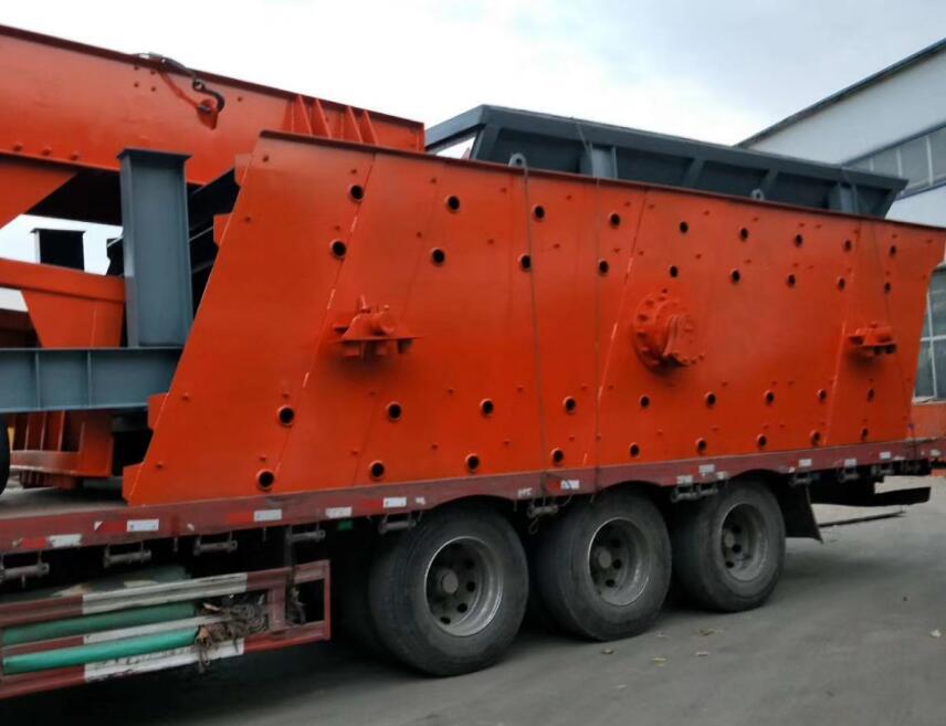 云南移动式筛沙机供应商