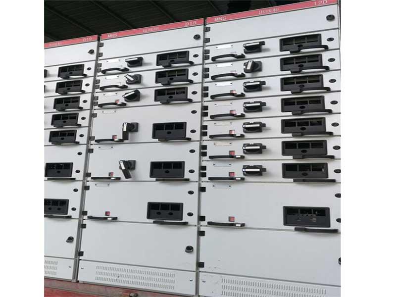 安徽MNS电容柜柜体安装