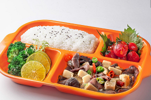 食堂承包報價-可靠的單位食堂承包采禾記餐飲提供