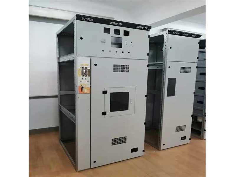 XGN66高压开关柜柜体  XGN66柜成套设备外壳