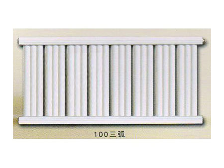 湖南鋁制鋁合金散熱器外形尺寸