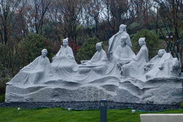 北京大型群雕雕塑哪里有