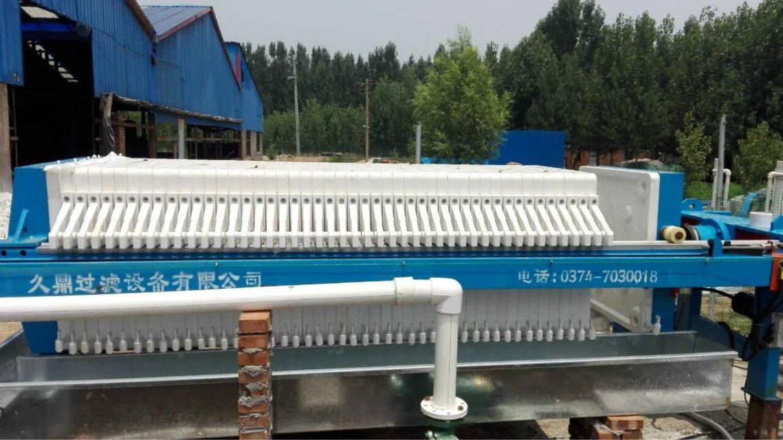 湖北大型拉板压滤设备厂家
