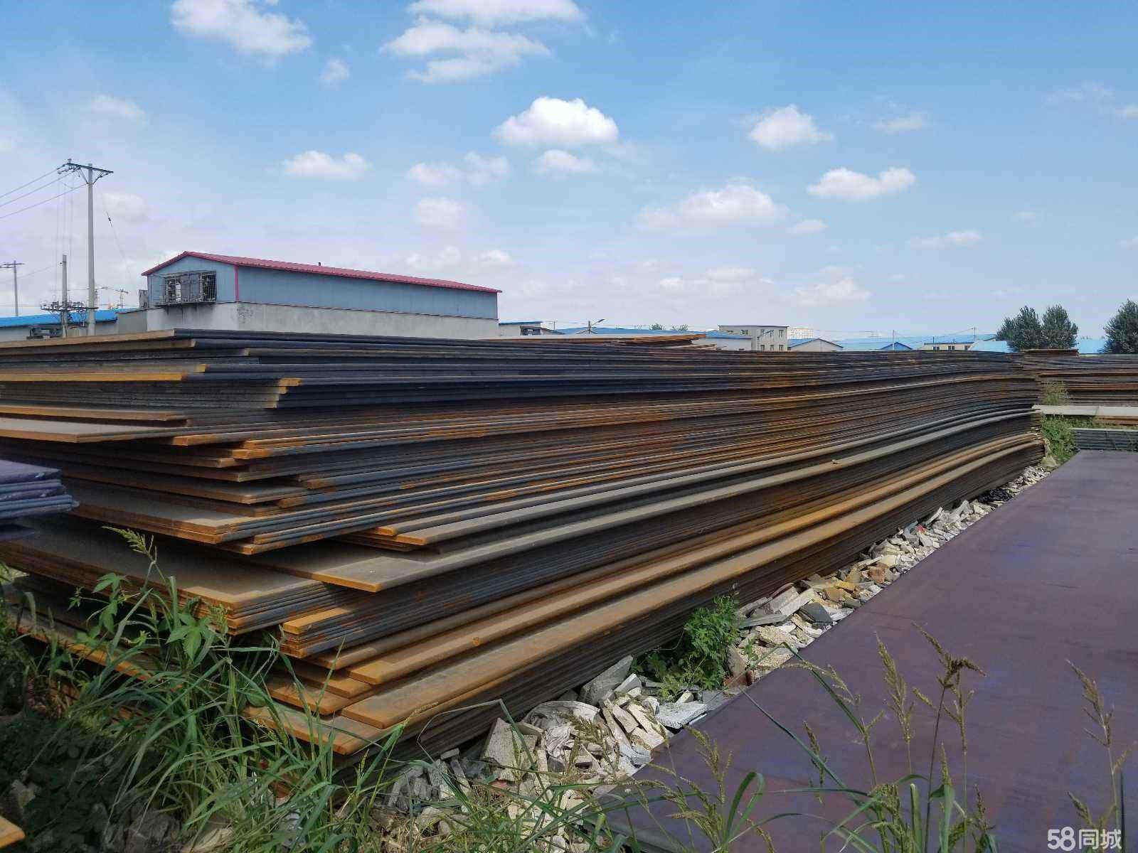 河南耐磨钢板出租价格 耐磨钢板租赁