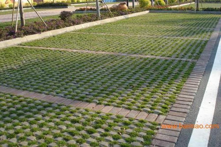 鄭州生態植草磚廠
