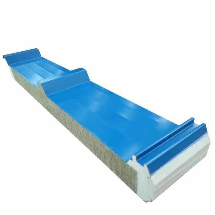 山东聚氨酯封边岩棉复合板多少钱一平,聚氨酯岩棉复合板费用