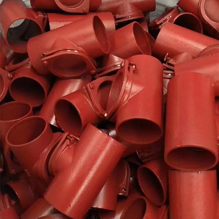 北京泫氏铸管科技有限公司供应各型号铸铁管立管检查口
