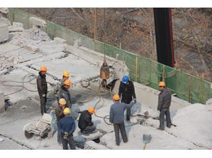 郑州桥梁切割工程公司
