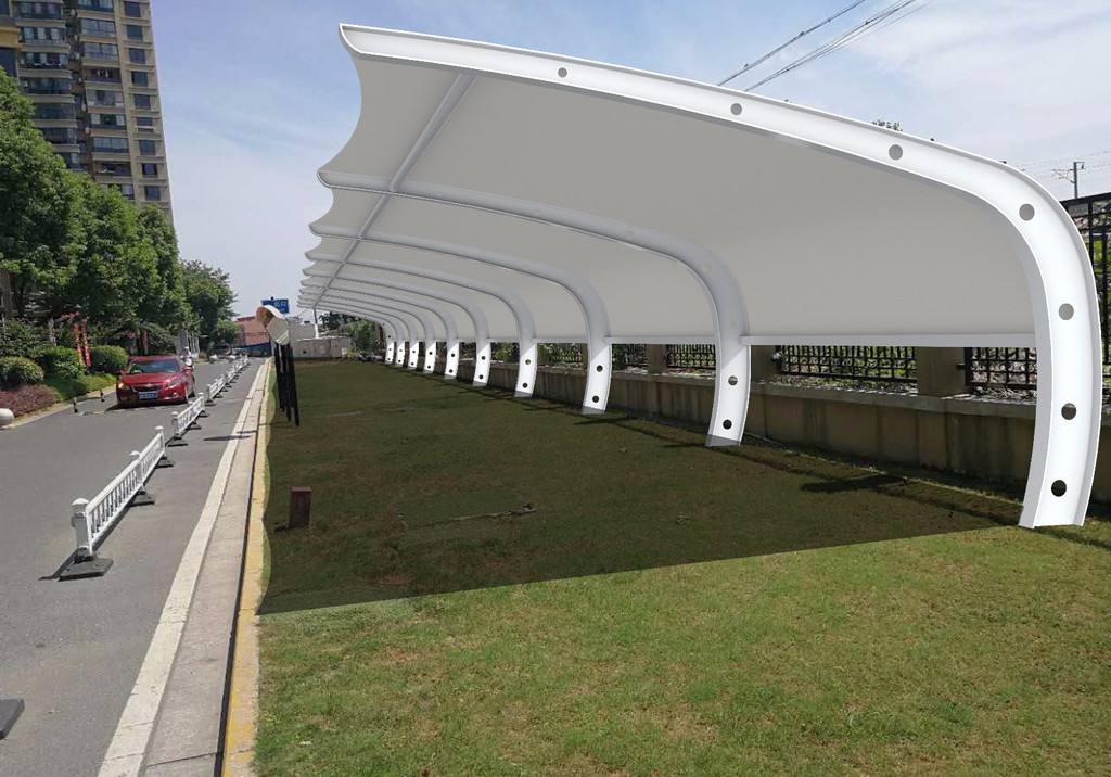 膜结构车棚 河南膜结构车棚 河南膜结构车棚
