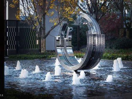 鹤壁小型音乐喷泉定制