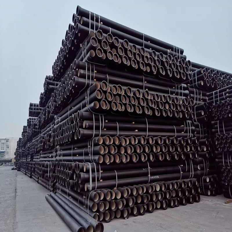 厂家现货供应球墨给水铸铁管,球墨铸铁管批发厂家价格低