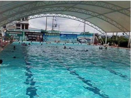 济南透明膜结构游泳池供货商