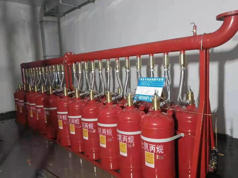 兰州气体消防设备系统-七氟丙烷,气溶胶灭火装置选创赢智能