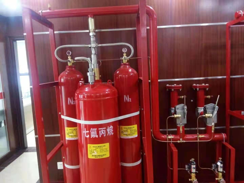 管网式七氟丙烷灭火系统-规格齐全-选创赢智能消防设备厂家