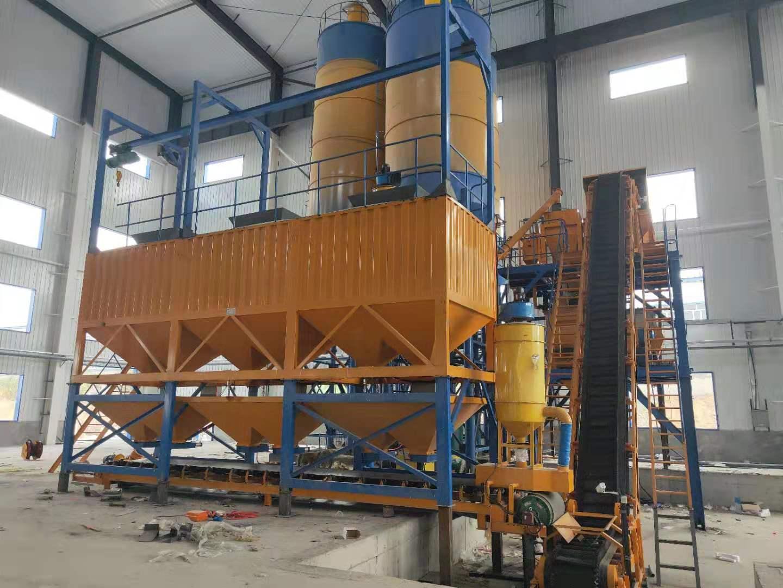 郑州RPC生产线 河南RPC混凝土生产线 安徽搅拌生产线