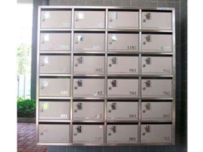 小区不锈钢信报箱 河南不锈钢信报箱