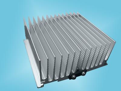 佳能電子供應變頻器散熱器-變頻器散熱器定制