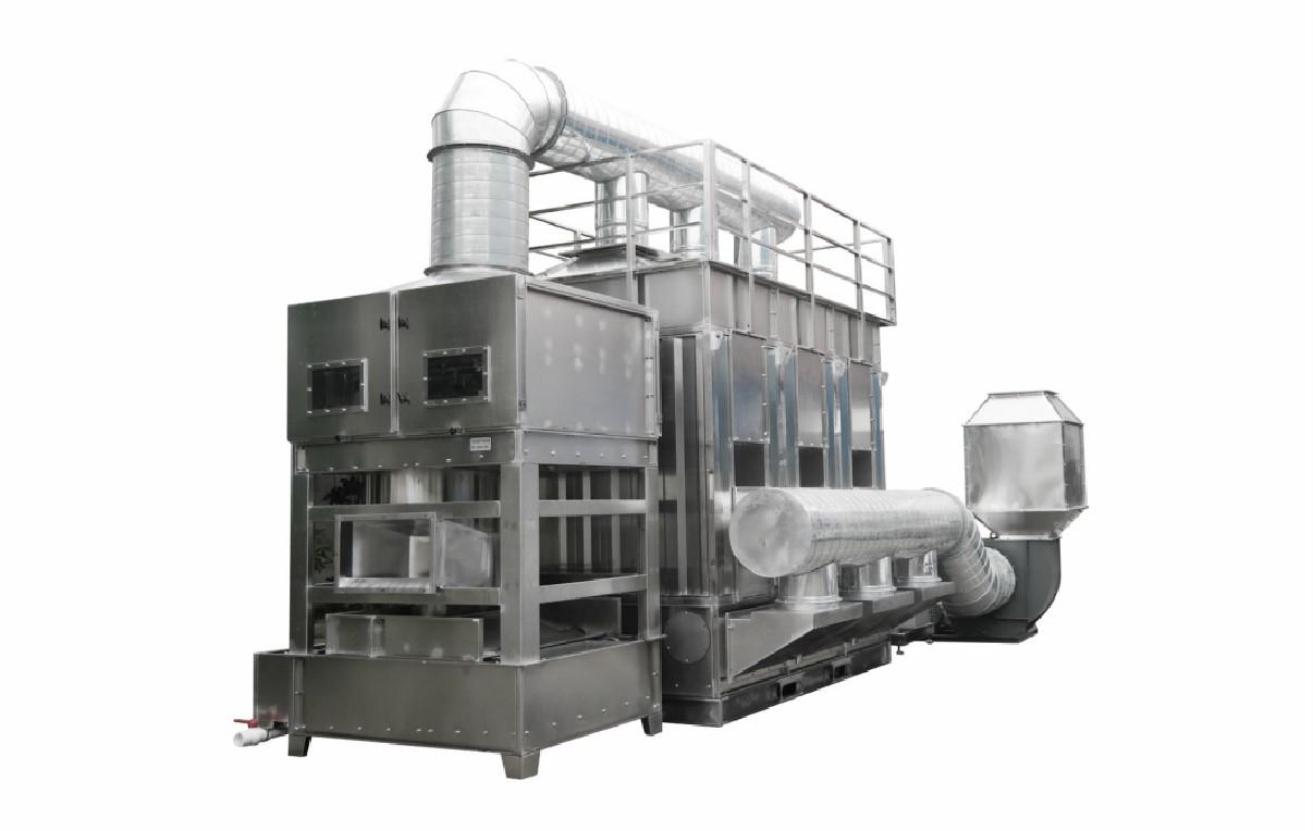 工业黑烟净化系统
