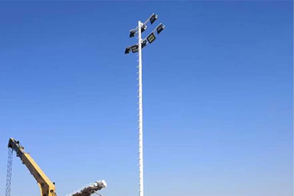 山西廣場高桿燈多少錢,庭院高桿燈定制