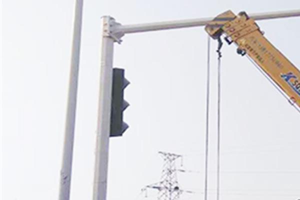 信号灯杆价格信号灯杆厂家